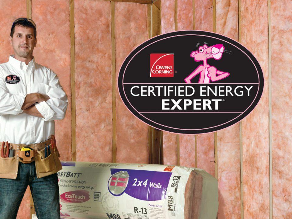 Certified Energy Expert
