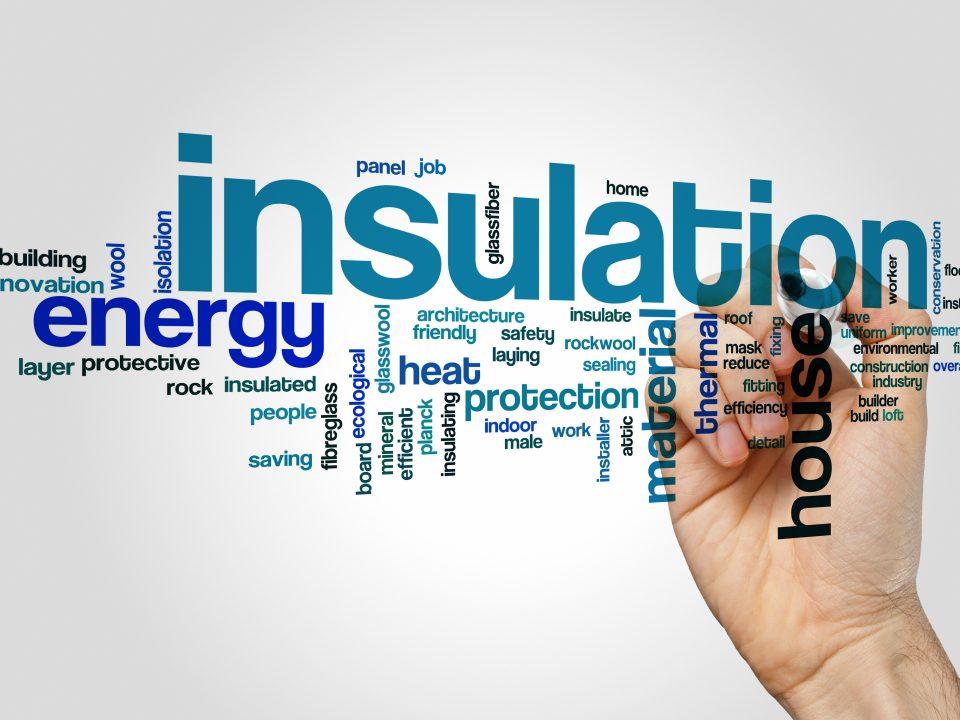 insulation savings