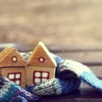 warm insulated homes