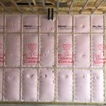 Sprayfoam, cellulose fiberglass insulation